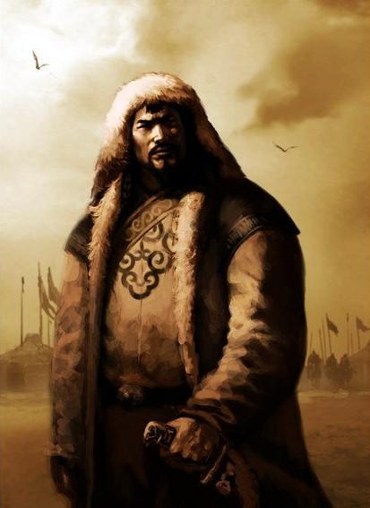 چنگیز خان و حمله به ایران